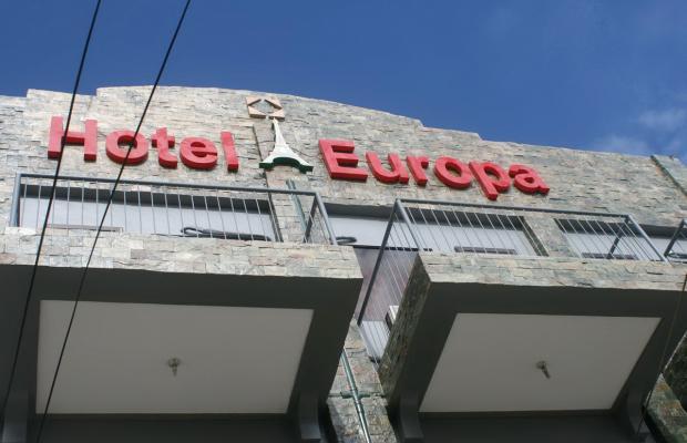 фотографии отеля Hotel Europa изображение №35