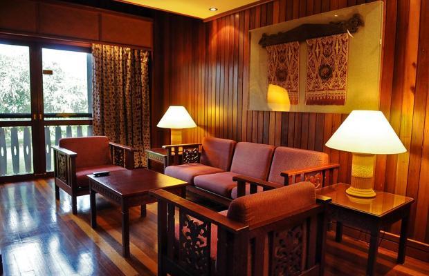 фото отеля Aiman Batang Ai Resort & Retreat (ех. Hilton Batang Ai Longhouse) изображение №13