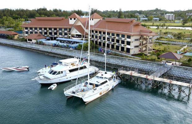 фотографии отеля Kudat Golf & Marina Resort изображение №19