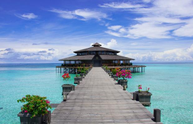 фото отеля Lankayan Island Dive Resort изображение №9