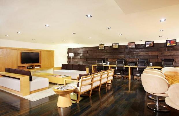 фотографии отеля Parkroyal Serviced Suites изображение №23