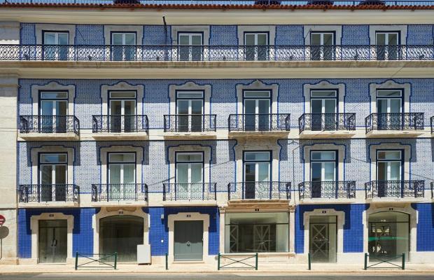 фотографии отеля Portugal Ways Santos Azulejos Apartments изображение №15