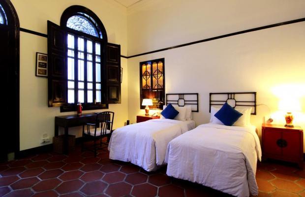 фотографии Cheong Fatt Tze - The Blue Mansion изображение №4