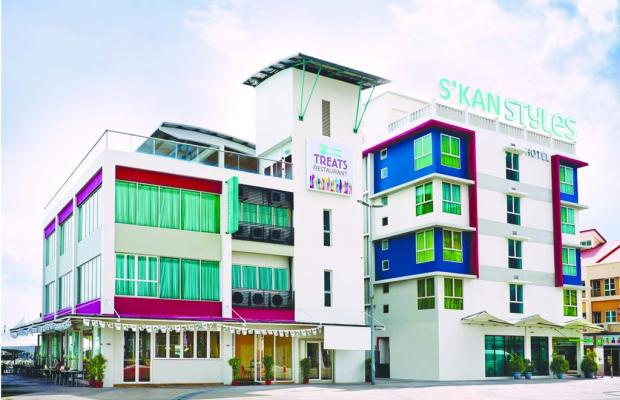 фотографии S'kan Styles Hotel (ex. Swiss Inn Waterfront) изображение №12