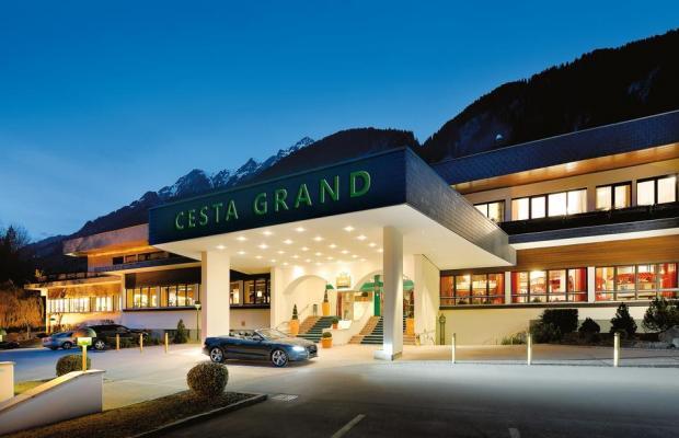 фотографии Cesta Grand Aktivhotel & Spa (ex. Europaischer Hof) изображение №4