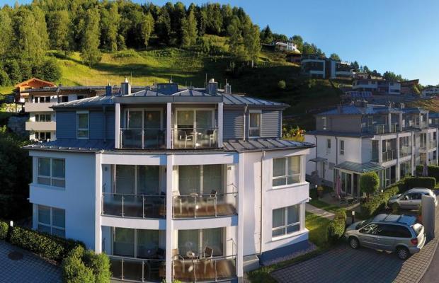 фото Aparthotel der Gletscherblick (ex.Sun Snow Golf Aparthotel Kaprun) изображение №2
