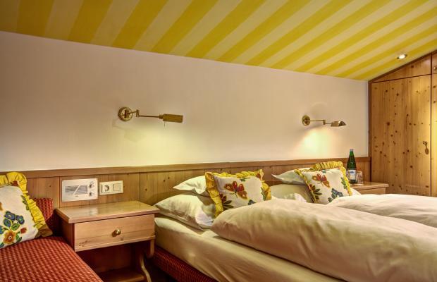 фотографии отеля Gartenhotel Theresia изображение №19