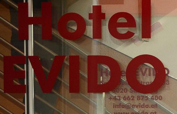 фотографии отеля Hotel Garni Evido изображение №3