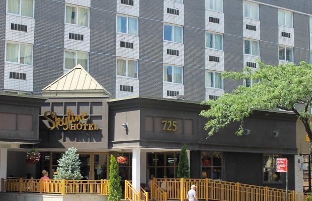 фото отеля Skyline изображение №5