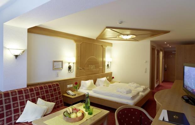 фотографии отеля Hotel Tirol - Alpin Spa изображение №3