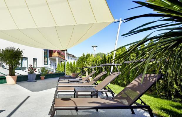 фото отеля Hotel Gabi (ex. Wohlfuhlhotel Gabi - Wals) изображение №29
