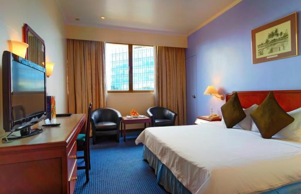 фотографии отеля Shangri-La Kota Kinabalu изображение №19
