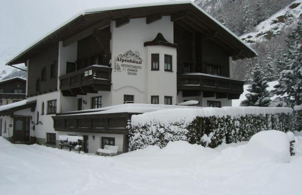 фото отеля Alpenhausl изображение №1
