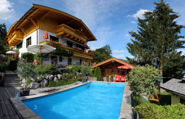 фотографии отеля Landhaus Kitzblick изображение №55