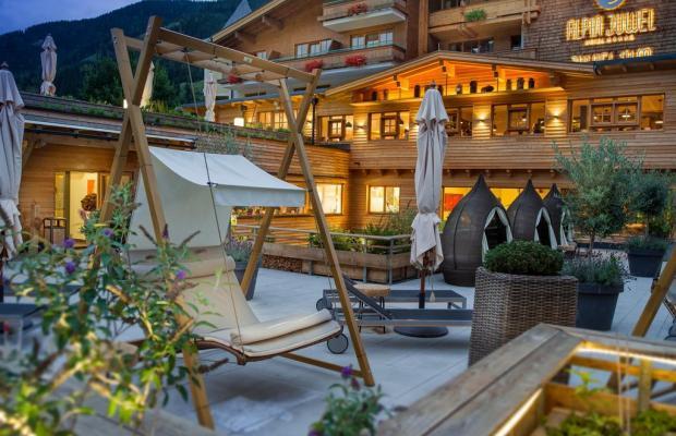 фотографии отеля Alpin Juwel (ex. Ellmau) изображение №23