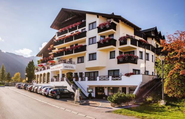 фотографии отеля Alpenruh изображение №11