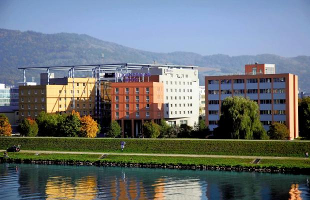 фото отеля Trans World Hotel Donauwelle (ех. Steigenberger) изображение №1