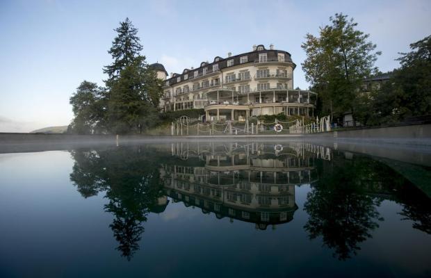 фото отеля Hotel Schloss Seefels изображение №37