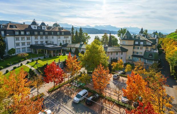 фото Hotel Schloss Seefels изображение №14