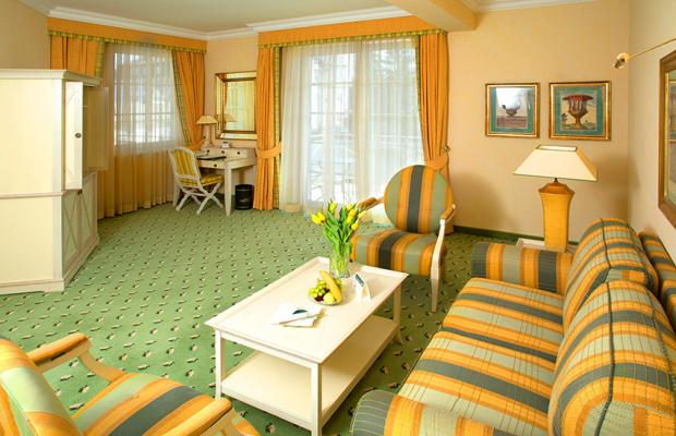 фото отеля Hotel Schloss Seefels изображение №13