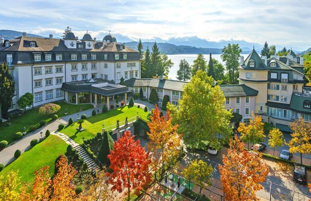 фото отеля Hotel Schloss Seefels изображение №9