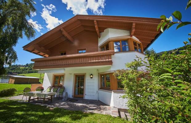 фотографии отеля Landhaus Felix (ех. Chalet Saalbach) изображение №3