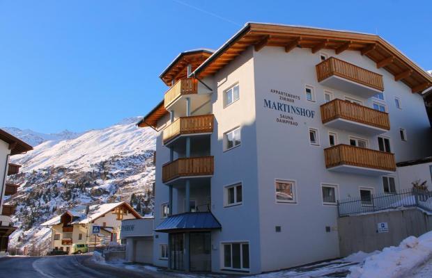фотографии отеля Martinshof изображение №15