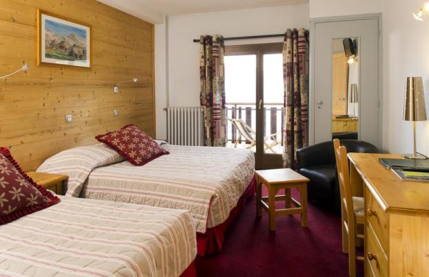 фото Hotel Le Castillan Alpe d`Huez изображение №10