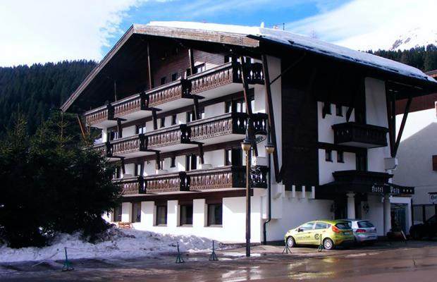 фото отеля Garni La Palu Hotel изображение №1