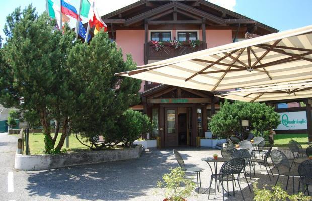 фотографии отеля Hotel Quadrifoglio изображение №15