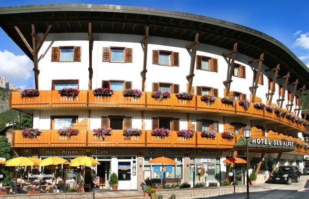 фотографии отеля Des Alpes изображение №19