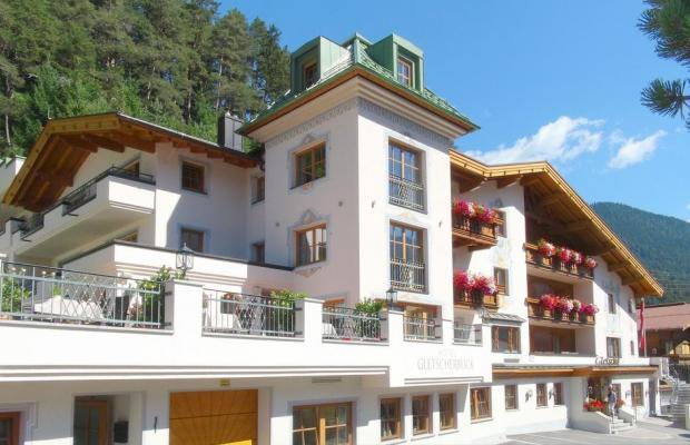 фото отеля Hotel Gletscherblick изображение №53