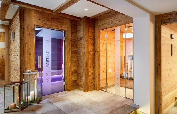 фотографии отеля Hotel Gletscherblick изображение №19
