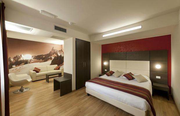 фото отеля HB Aosta (ex. Bus) изображение №21