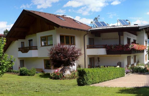 фото отеля Burgi Gaestehaus изображение №21