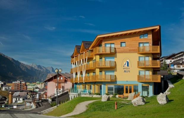 фотографии отеля Hotel delle Alpi изображение №15