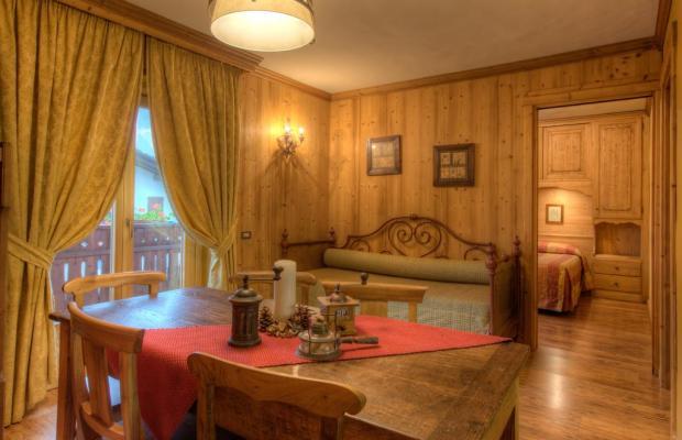 фотографии отеля Residence Checrouit Courmayeur изображение №7