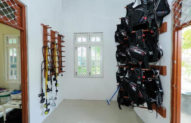 фотографии отеля Ariston Dhangethi Inn изображение №3