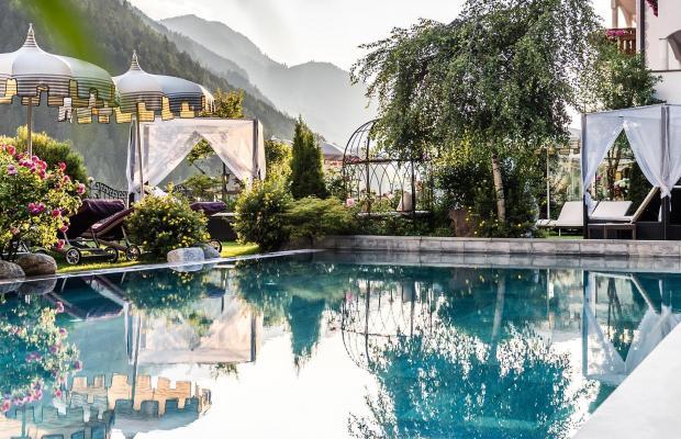 фотографии отеля Hotel Alpin Garden Wellness Resort изображение №47