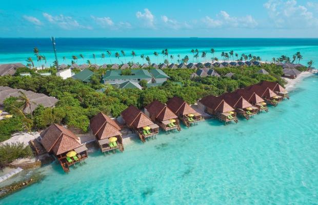 фото отеля Dhigufaru Island Resort изображение №13