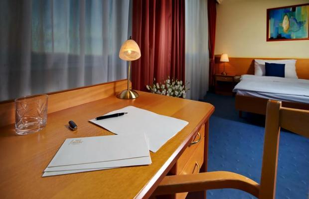 фотографии отеля Top Hotel Prague изображение №39