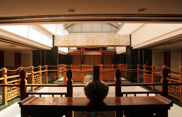фотографии отеля Beijing Broadcasting Tower изображение №3