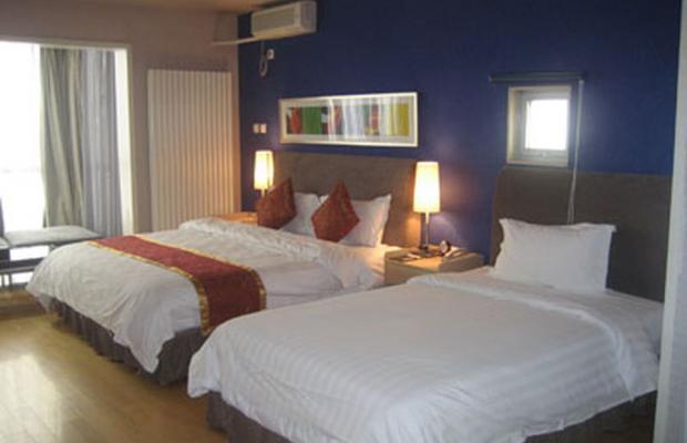 фотографии отеля TaiYue Suites Beijing изображение №27