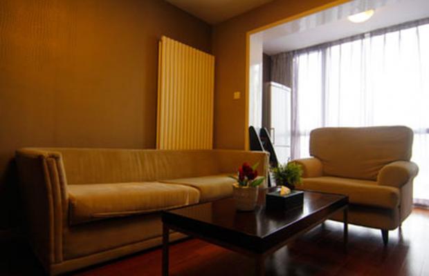 фотографии отеля TaiYue Suites Beijing изображение №15