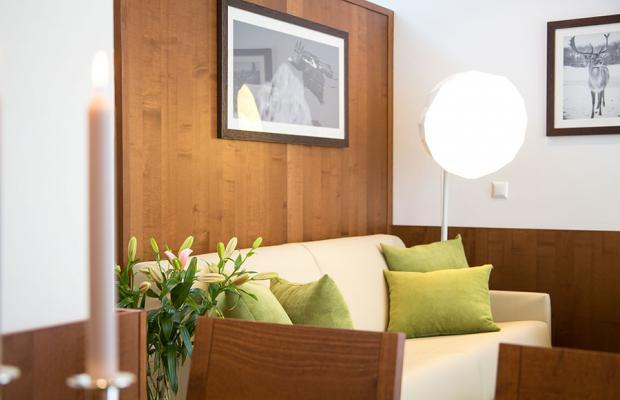 фотографии отеля Schneeweiss lifestyle - Apartments - Living изображение №15