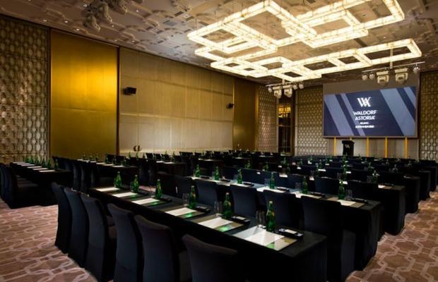 фотографии отеля Waldorf Astoria Beijing изображение №51