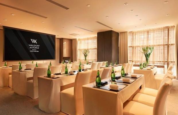 фотографии отеля Waldorf Astoria Beijing изображение №43