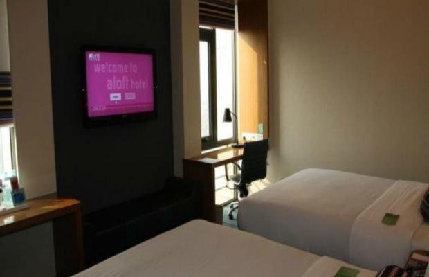 фотографии отеля Aloft Beijing Haidian изображение №15