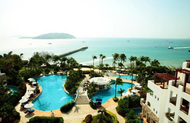 фото отеля Aegean Jianguo Suites Resort Hotel (ex. Aegean Conifer Resort) изображение №37