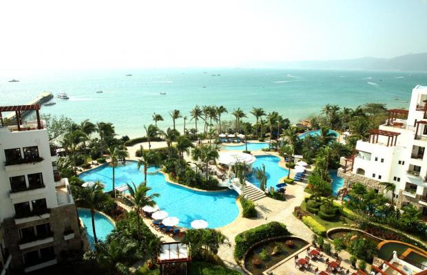фото отеля Aegean Jianguo Suites Resort Hotel (ex. Aegean Conifer Resort) изображение №33